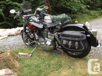 Make Harley Davidson Model Electra Glide Year 1981 kms