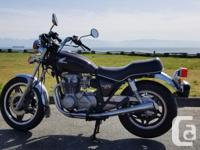 Make Honda Year 1981 1981 CB650 custom with about