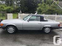Additional Details Condition Used Model 380sl Year