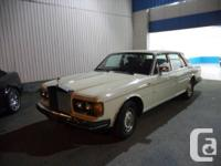 Stock ID: X03371. Year: 1981. Make: Rolls-Royce. Model: