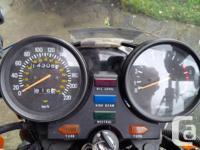Make Yamaha Year 1981 kms 14400 Original owner. Bike