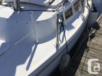 'Green Room' is a fin keel Catalina 22 with a 2015