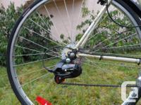MERCURY 1982 WOMEN'S 12 SPEED CORSAIR I ROAD BIKE Bike