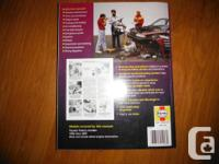 Toyota Camry Haynes Repair Manual covering all gasoline