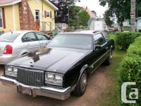 Make Buick Model Riviera Year 1983 Colour Black kms