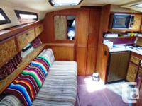 1983 Cruisers Inc. 336 Ultra Vee Description: This