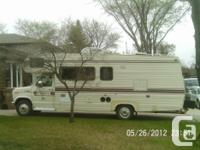 1983 Ford Citation 25' Motorhome for sale. New overhead