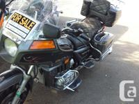 Make Honda Model Gold Wing For Sale By Owner Colour