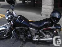 Honda Shadow 500 in good shape, this bike is great to