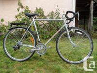 "PEUGEOT CANADA 1983 SPORT 23"" Road Bike: Re-built/"