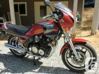 1983 Yamaha Seca 900 in excellent original condition.