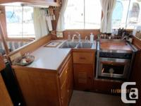 Halcyon I is an extremely well kept yacht that has had
