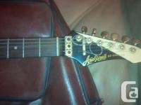 needs new strings and a good cleaning...original gig