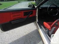 Make Chevrolet Model Camaro Year 1984 Colour Tan Trans