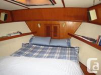 Well maintained Europa style trawler offers the best
