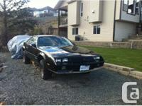 For Sale !! This highly optioned 2nd owner 1984 Chev