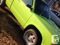 Make Chevrolet Model S-10 Year 1984 Colour green kms
