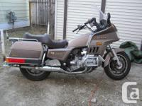 I have a 84 Goldwing with only 52000 k runs well.has