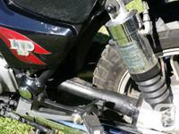 Make Kawasaki Year 1984 kms 61000 1984 Kawasaki 750