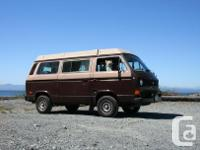 Make Volkswagen Year 1984 Colour Duo-tone brown Trans