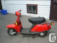Make Yamaha Year 1984 kms 300 RED 1984 YAMAHA BELUGA