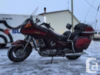 1984 Yamaha Yamaha Venture Royale This Bike Is In Great