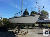 1985 Capri Sailboat in great condition  ·         Comes