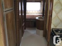 35 feet long 454 motor Sleeps 6 Very clean with recent