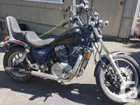 Make Honda Model Shadow Year 1985 kms 56900 Selling a