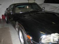 1985 JAGUAR XJS HE, 5.3L V12, auto trans, fully loaded,