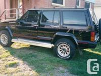 For Sale By  Owner   Make  Jeep   Model  Cherokee