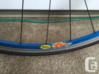 This a 1985 Campagnolo that was custom designed with a