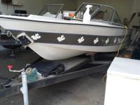 1985 MasterCraft 19.5 ft Competition Ski Boat - Fresh
