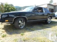 Make Oldsmobile Year 1985 Colour Black Trans Automatic