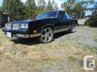 Make Oldsmobile Year 1985 Colour Black Trans Automatic