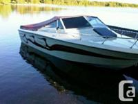 I'm selling my 20 ft Tempest Marine, with a 350 Mercury