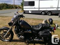 1985 750 Yamaha Adage X 37301Km in excellent form and