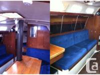 $29, 900.00 As Is Condition 34' Catalina Sloop 1986
