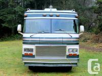 Chev 454, 73,047 Mileage, Tag Wheels, 25 Ft Awning, 2