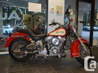 Make Harley Davidson Model Softtail Year 1986 kms 1868