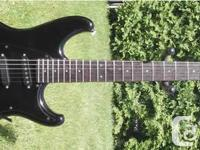 1986 Ibanez RG440 Deluxe. Made in Japan. Ibanez Edge