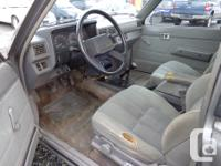 Make Toyota Model Truck Xtracab SR5 Year 1986 Colour