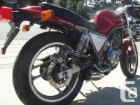1986 Yamaha SRX600 Super Single * Very nice condition!