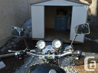 1986 YAMAHA VIRAGO 1100 - Outstanding condition for its