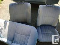 FREE: Comfy and intact but slightly soiled 1987 Camry