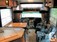 26 foot Class C Motorhome, with a 460 V8 engine on a