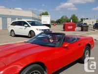 Make Chevrolet Model Corvette Year 1988 Colour Red kms