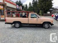 Make Ford Model Ranger Year 1987 Colour Brown kms
