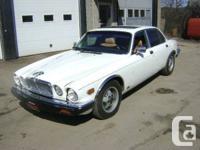 1987 Jaguar Vanden PLAS.   - 4 Door Sedan, V12, Series