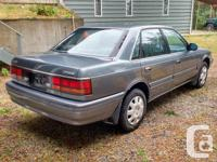 Make Mazda Model 626 Year 1987 Colour Grey kms 106000